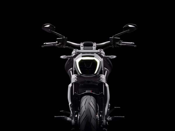 eicma ducati xdiavel 2016 model headlamp