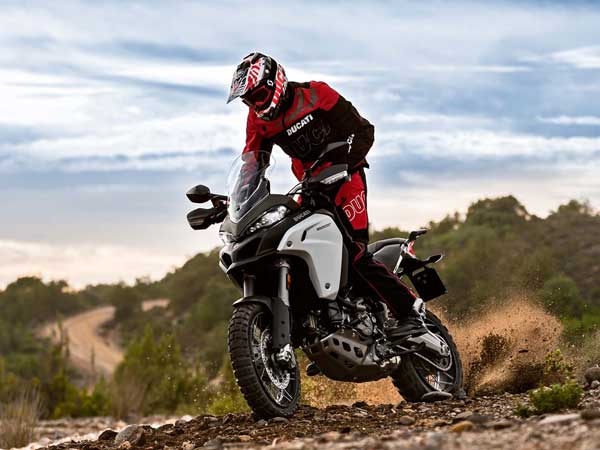 eicma 2015 ducati multiStrada 1200 enduro 2016 model wallpaper
