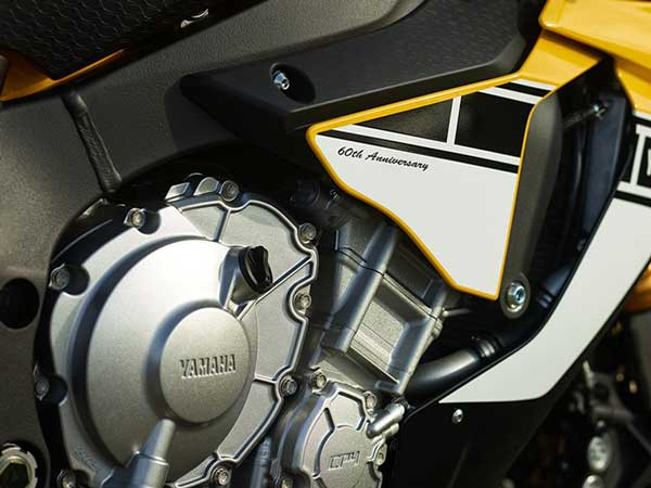 eicma 2015 yamaha r1 60th anniversary edition engine