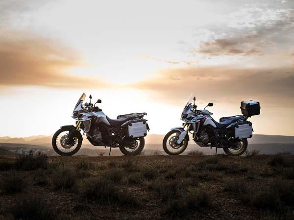 EICMA 2015: Honda Africa Twin Showcased - Images - DriveSpark