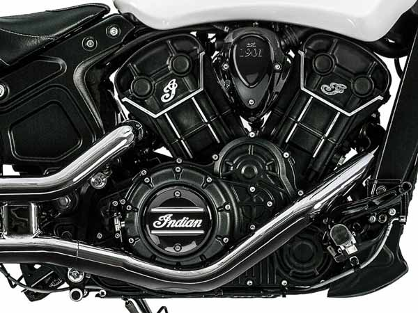 eicma 2015 indian scout sixty cruiser engine