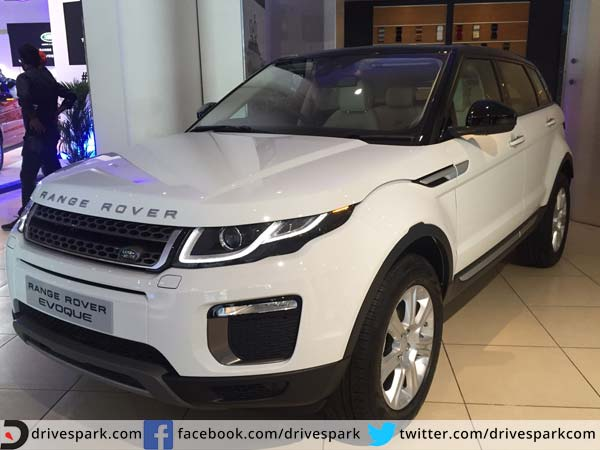 2016 Range Rover Evoque India Launch Details Drivespark News