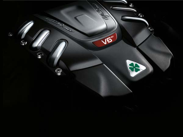 alfa romeo giuliaturbocharged v6 engine made by ferrari for Alfa Romeo