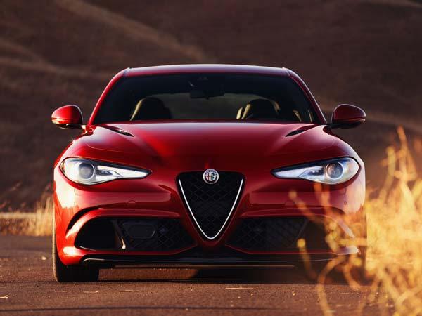 Alfa Romeo Los Angeles >> La Auto Show 2015 Alfa Romeo Giulia Showcased Images Drivespark
