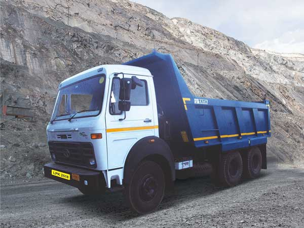 tata new contruck vehicles