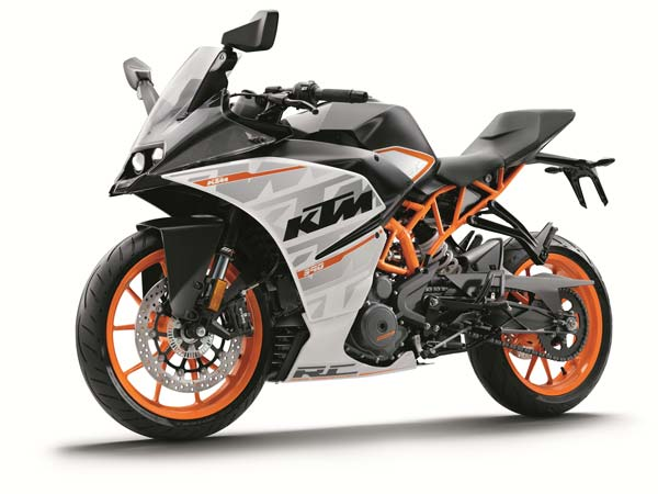 ktm rc390 coming to india