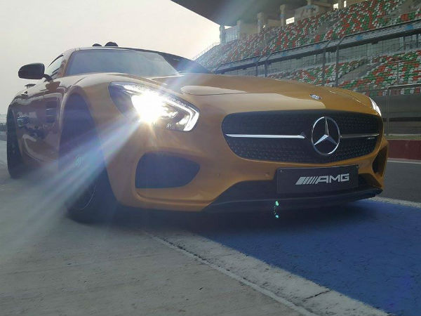 mercedes amg gt s at bic