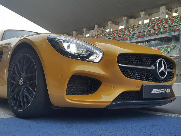 mercedes amg gt s front grille