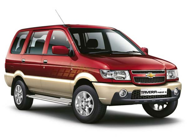 most recalled cars in india chevrolet tavera