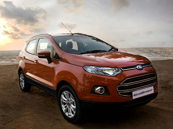 most recalled cars in india ford ecosport