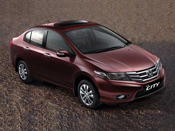 most recalled cars in india honda city
