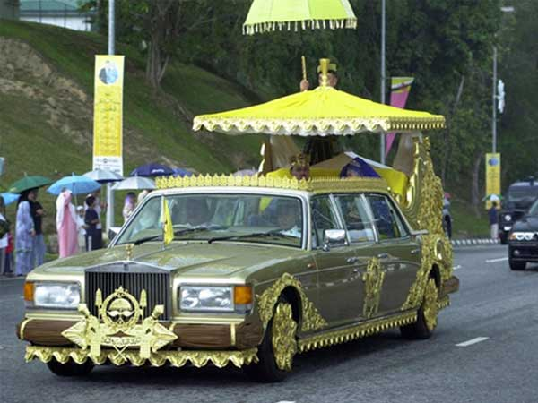 Car Collection Sultan Of Brunei Images Amp Details