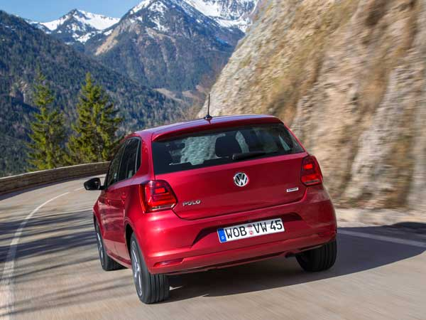 volkswagen high fuel usage caused recall of Polo Bluemotion TDI