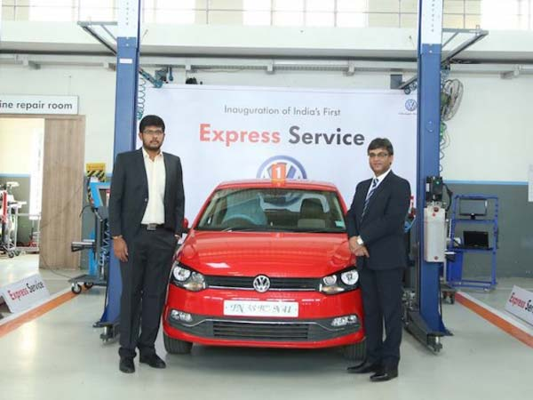 volkswagen express service centre coimbatore