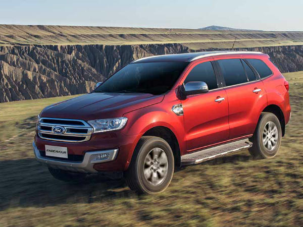2016 new ford endeavour design