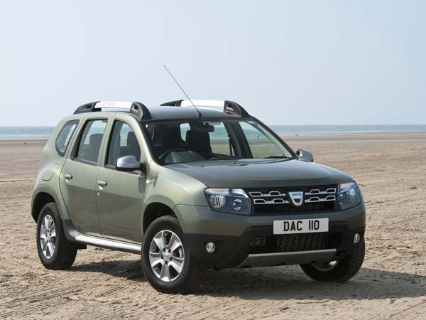 new renault duster showcase