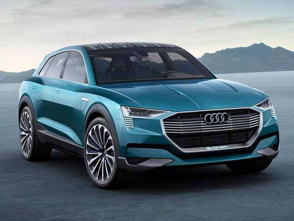 audi q6 h-tron to be based on Q6 e-tron concept