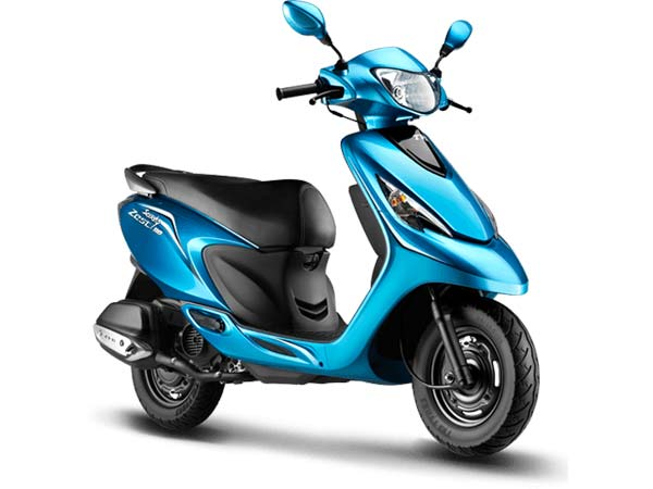 best selling scooters in november tvs zest