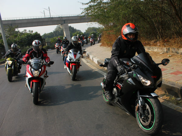 honda ride for charity