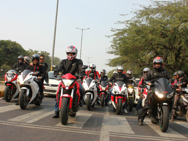 honda big bike ride