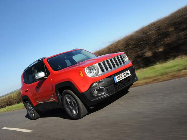 jeep renegade india front profile