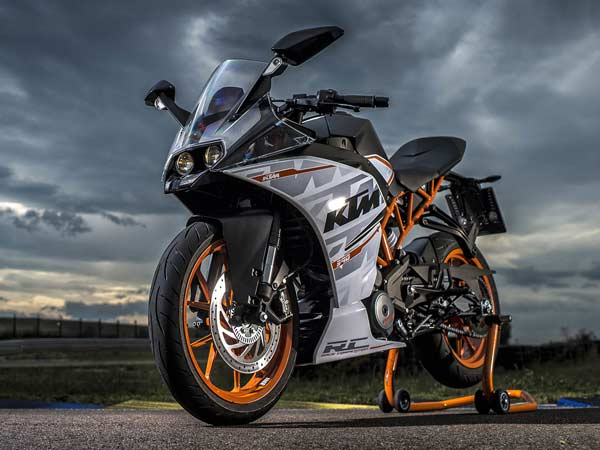 KTM records highest sales for fifth year in a row