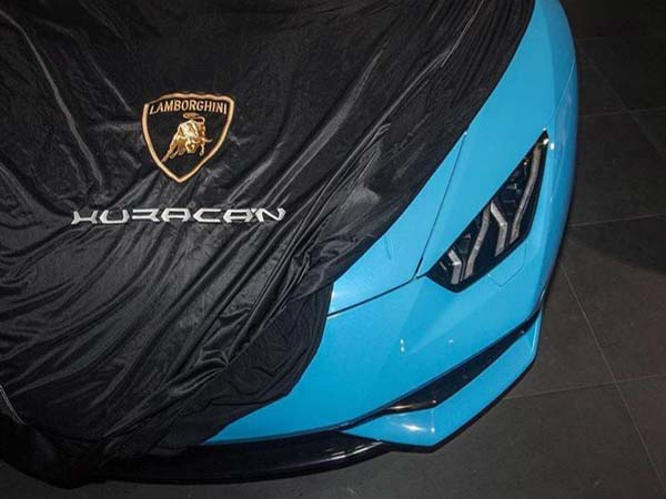 lamborghini huracan spyder india launch