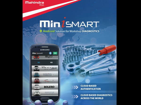 Mahindra miniSMART Launches To Simplify Vehicle Diagnostic