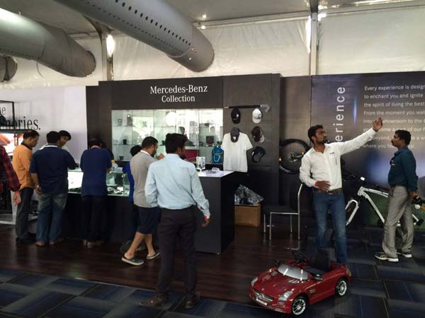 mercedes luxe drive coimbatore