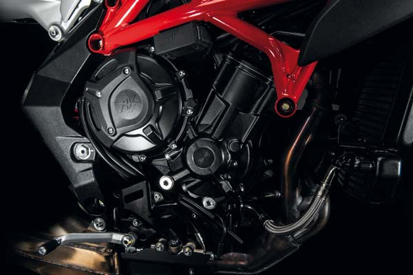 mv agusta brutale 800 india engine