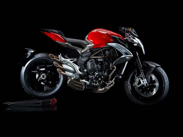 mv agusta brutale 800 india side profile