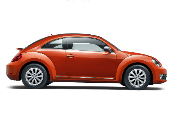 21st Century Beetle side design