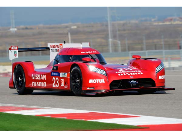 nissan withdraws from world endurance championship