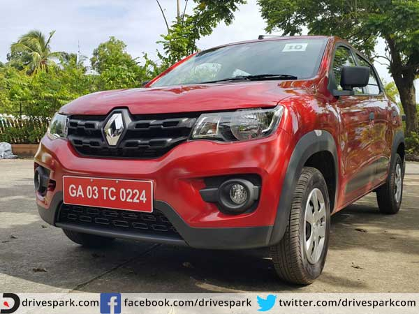 renault kwid accessories list