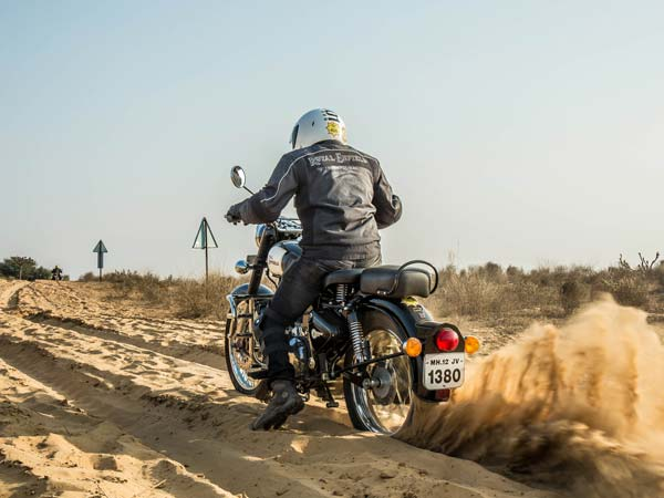 royal enfield fifth edition tour of rajasthan