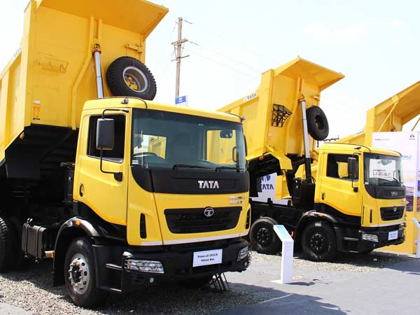 tata motors truck world expo hubli