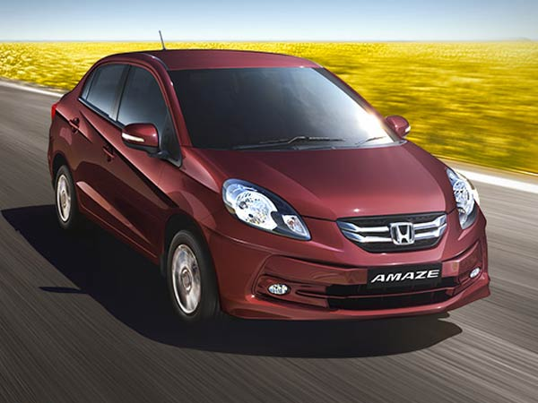 top 10 most searched automobiles honda amaze