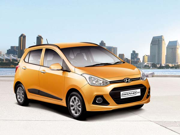 top 10 most searched automobiles grand i10
