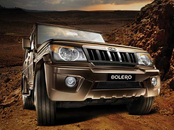 top 10 most searched automobiles mahindra bolero