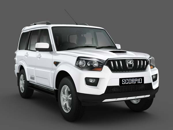 top 10 most searched automobiles mahindra scorpio