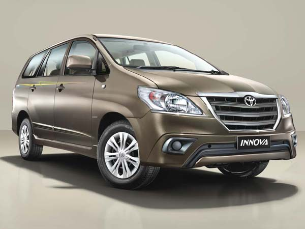 top 10 most searched automobiles toyota innova
