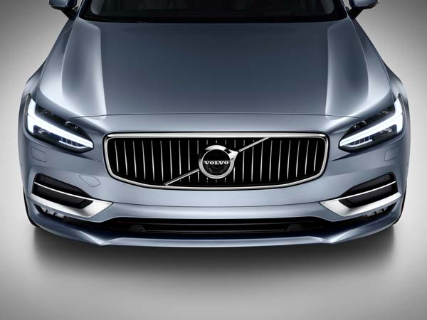 volvo s90 concave grille