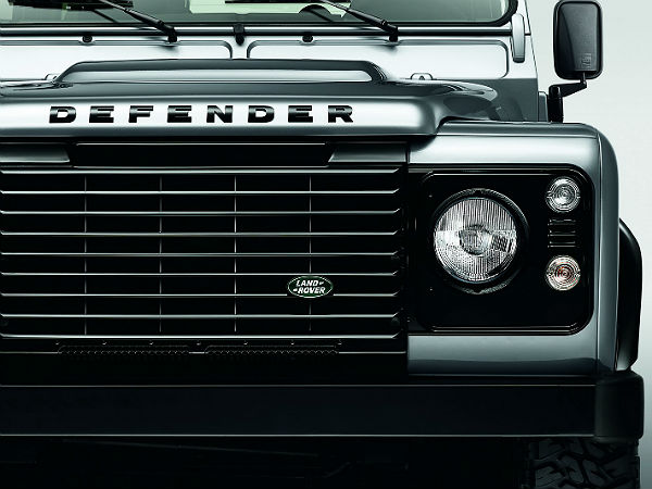 land rover defender production stopped