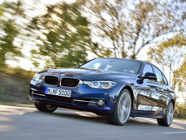 bmw 3 series 2016 auto expo