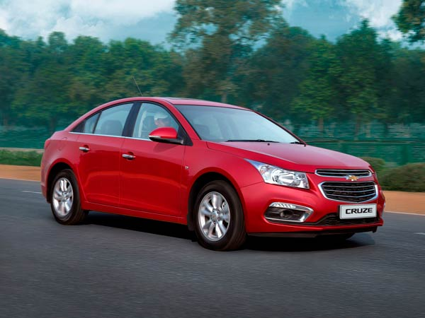chevrolet new cruze launched