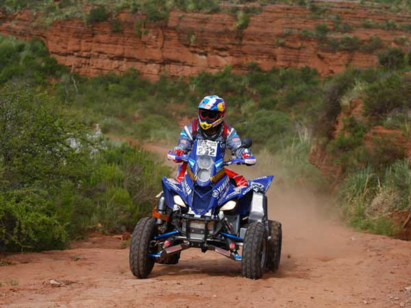 dakar rally 2016 stage 2 update quad