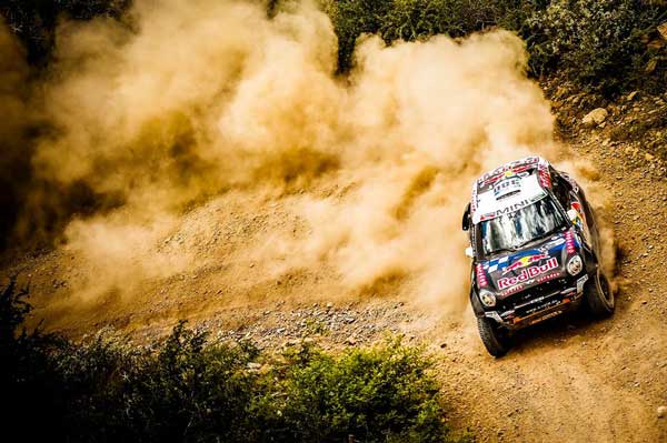 dakar rally stage 12 update