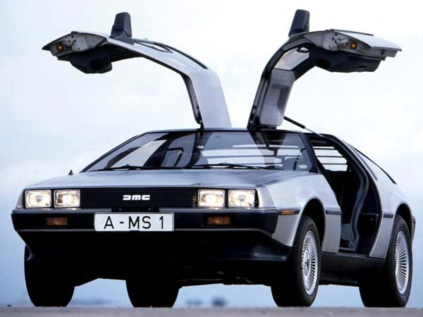 DeLoreanss Back To The Future Car From The Movie Set To Come Back
