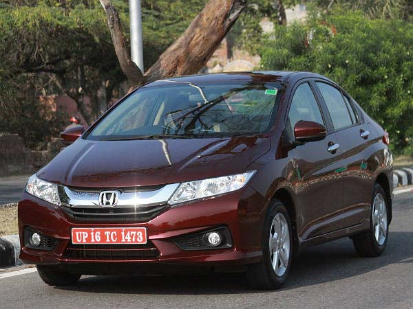 honda city update