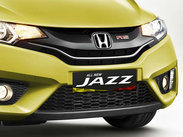 honda jazz rs india rs front grille